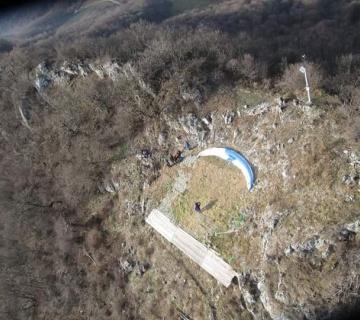 Paragliding West Take Off Kalnik